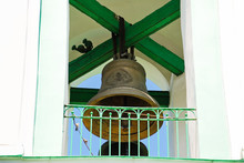 The Bell In The Bell Tower Of ...