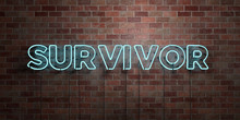 SURVIVOR - Fluorescent Neon Tu...