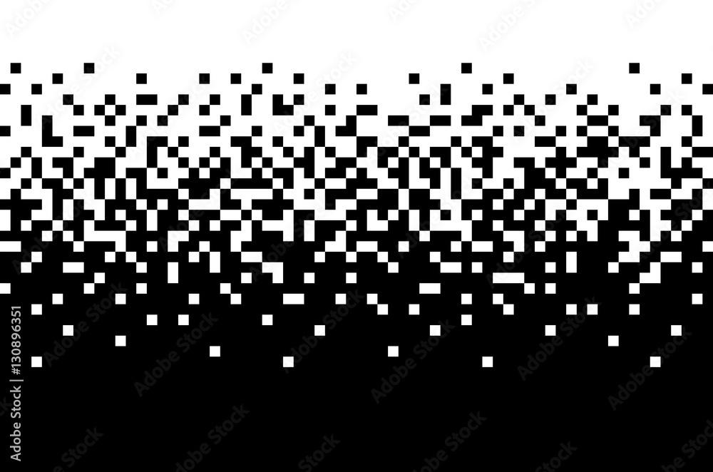 Fototapeta Pixel abstract mosaic background