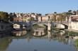 Ponte Vittorio Emanuele II - Roma - Italy