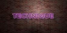 TECHNIQUE - Fluorescent Neon T...