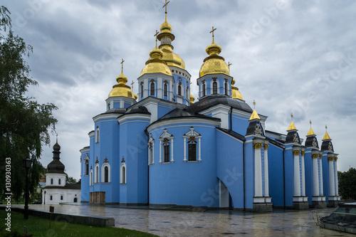 Foto op Plexiglas Kiev St. Michael's Golden-Domed Monastery, Kiev, Ukraine