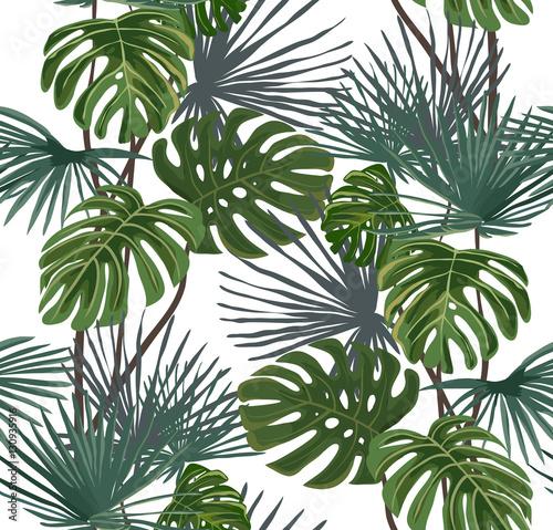 tropikalny-lisci-na-bialym-tle-bezszwowy-wzor