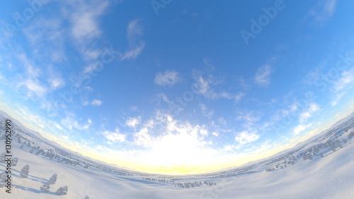 Fotografia, Obraz 雪原