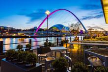 Newcastle Upon Tyne Quayside, ...