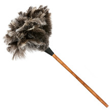 Natural Ostrich Feather Duster