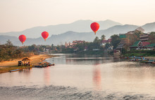 Recreation. Hot Air Balloons F...
