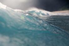 Crashing Wave Abstract