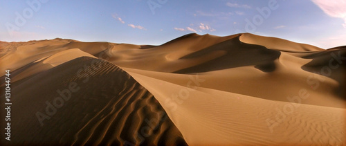 Fotografiet desert