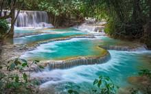 Kuang Si Falls, Luang Prabang ...