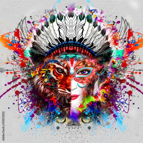 dziewczyna-o-twarzy-tygrysa