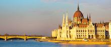 Evening Panorama Of Hungarian ...