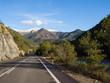 Carretera de Aínsa a Francia, en Huesca, España, Diciembre de 2016 OLYMPUS CAMERA DIGITAL
