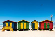Hightech Beach Huts