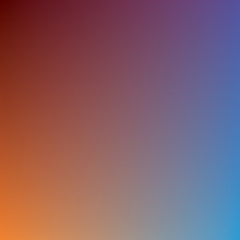 Abstract Vector Mesh Background, Color Gradient, Blue And Orange Wallpaper