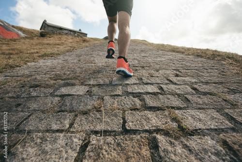 Fotografie, Obraz  Running Man