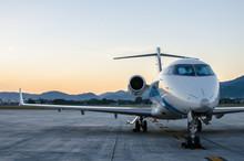 Small Airplane Or Aeroplane Pa...