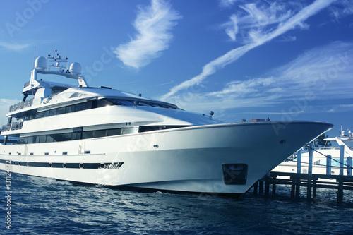 Fotografie, Obraz  Luxury Yacht