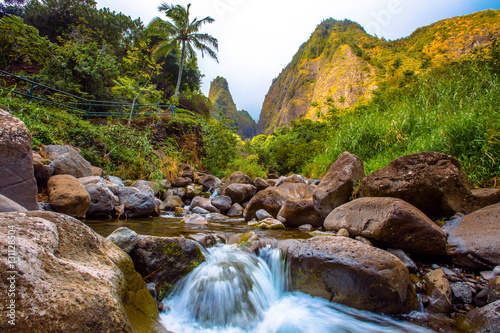 Obraz 'Iao Needle State Park, Maui - fototapety do salonu