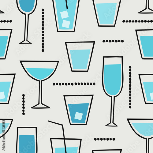 modern-seamless-pattern-with-cocktail-drinks-in-blue-black-and-cream