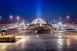 Leinwanddruck Bild - Pakistan Monument Islamabad