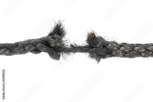 Fotografie, Obraz  切れそうな紐