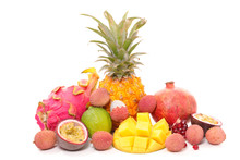 Assorted Exotic Fruit