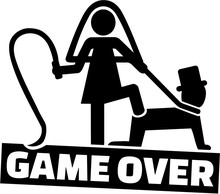 Wedding Couple - Game Over For...