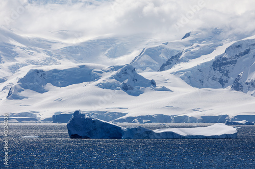 Keuken foto achterwand Antarctica Antarktis