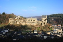The Historic Castle Larochette...