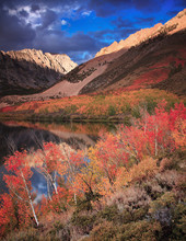 North Lake By Bishop Atumn Col...
