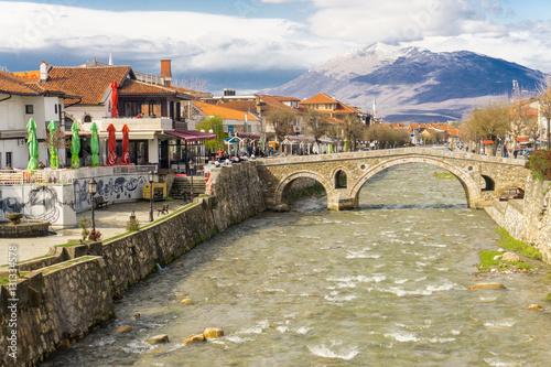 Poster Eastern Europe Prizren, Kosovo