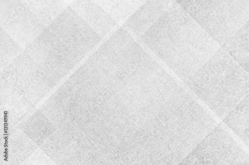 Obraz na plátne white background paper with gray textured abstract pattern of geometric angles a