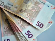 Banconote, Euro, Moneta
