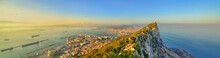 The Rock Of Gibraltar, A Briti...