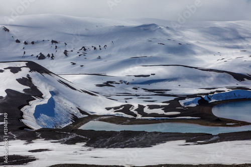 Canvas Prints Antarctic Deception Island