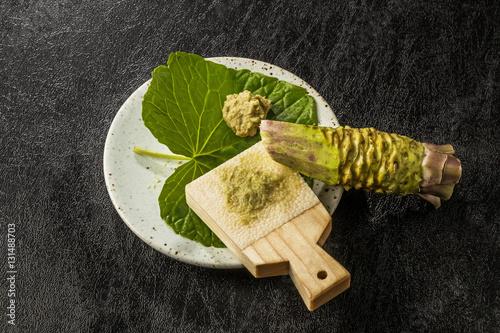 Fotografia 天然わさび  Wasabi Japan