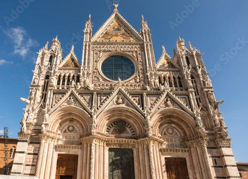 Fotografie, Obraz  Siena Cathedral