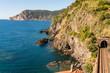 Long the Liqurian coast