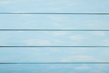 Blue Colored Wood Background, Pastel Wood Background