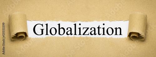 Photographie  Globalization