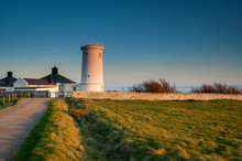Nash Point Is A Headland And B...