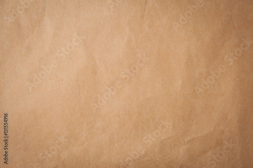 Fotografia, Obraz  Background texture of pld craft brown paper
