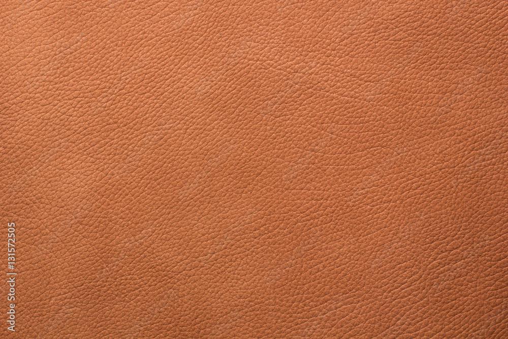 Fototapeta Brown leather background