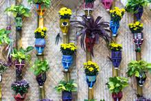 Flower Pot Recycling