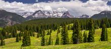 Grenadier Range Colorado