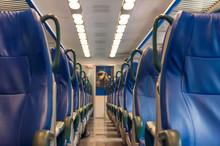 Regional Train In Italy