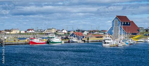 Fotografia Bonavista, Newfoundland fishing villages