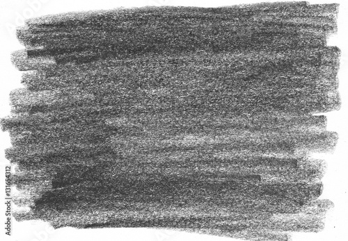 Photo  Monochrome pencil background, light background, charcoal graphics