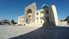 The Mir-i Arab Madrassah Is Th...